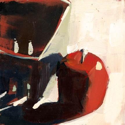 """Simplify #992"" original fine art by Lisa Daria"
