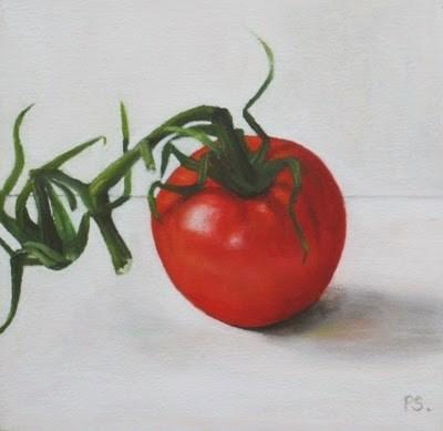 """Last One"" original fine art by Pera Schillings"
