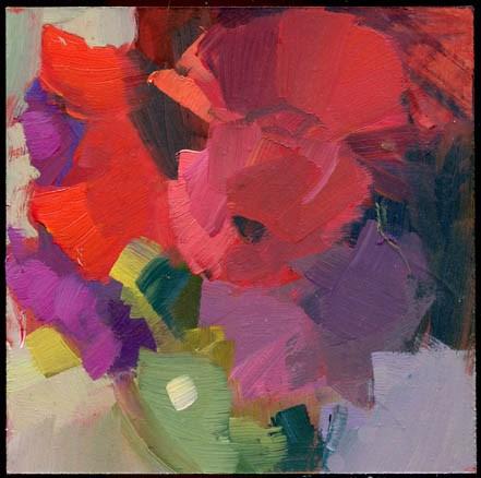 """2335 Plenty"" original fine art by Lisa Daria"