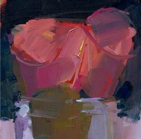 """1109 Paint (as paint)"" original fine art by Lisa Daria"