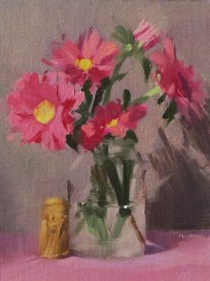"""""""FOREVER"""" original fine art by Helen Cooper"""