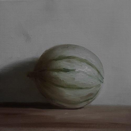 """""""Melon"""" original fine art by Neil Carroll"""