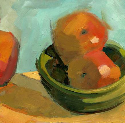 """Pink Ladies #876"" original fine art by Lisa Daria"