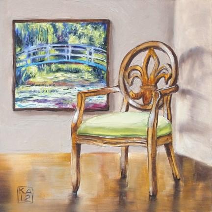 """que sera sera"" original fine art by Kimberly Applegate"