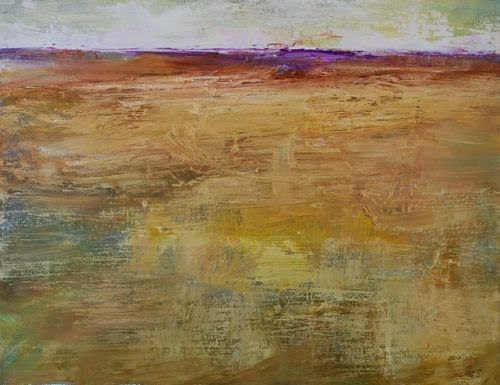 """Peace, Series of Contemporary Landscape Paintings by Arizona Artist Amy Whitehouse"" original fine art by Amy Whitehouse"