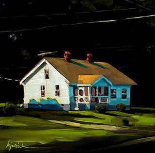 """""""Wired"""" original fine art by Karin Jurick"""