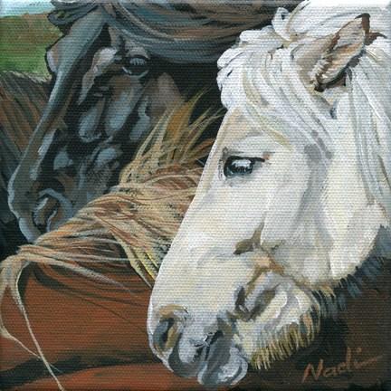 """Wild"" original fine art by Nadi Spencer"