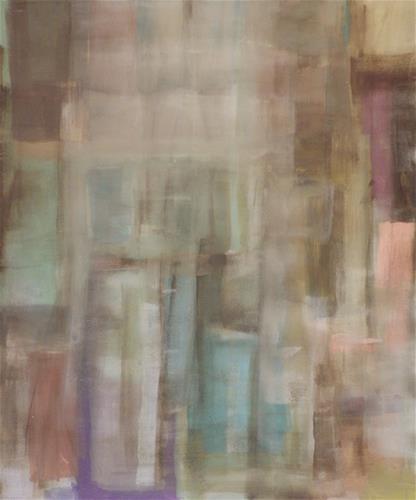 """Lyrical Before Rain"" original fine art by Angele Sage"