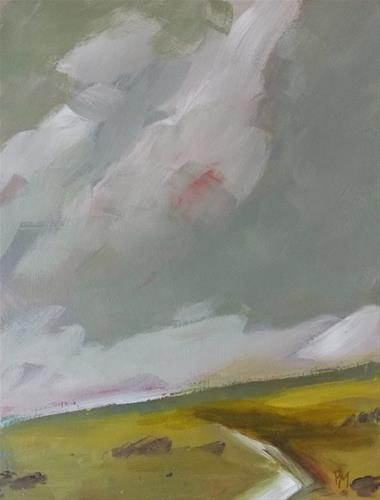 """""""Above"""" original fine art by Pamela Munger"""