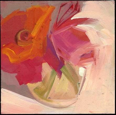 """""""1858 catbird"""" original fine art by Lisa Daria"""