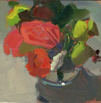 """""""1424 Uncommon"""" original fine art by Lisa Daria"""