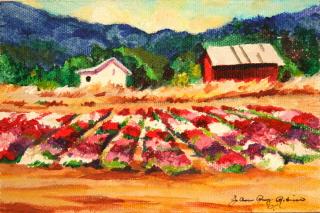 """Forever Goldsmiths"" original fine art by JoAnne Perez Robinson"