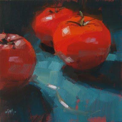 """""""Yearly Checkup"""" original fine art by Carol Marine"""