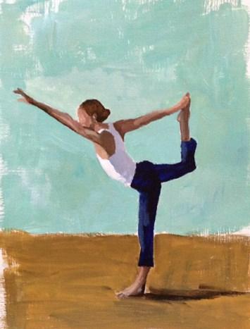 """Lord of the Dance"" original fine art by Pamela Munger"