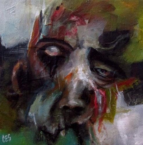 """""""Plague"""" original fine art by ~ces~ Christine E. S. Code"""