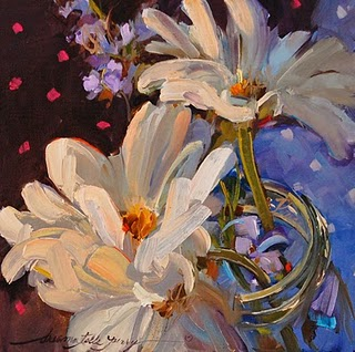 """""""Workshop News!"""" original fine art by Dreama Tolle Perry"""
