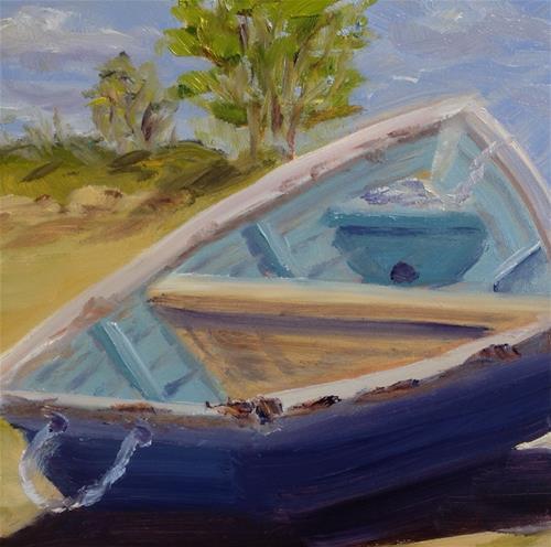 """Bailey's Island 2"" original fine art by Debra Kennedy"