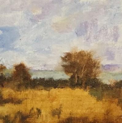 """""""Breezy"""" original fine art by Susan Hammer"""