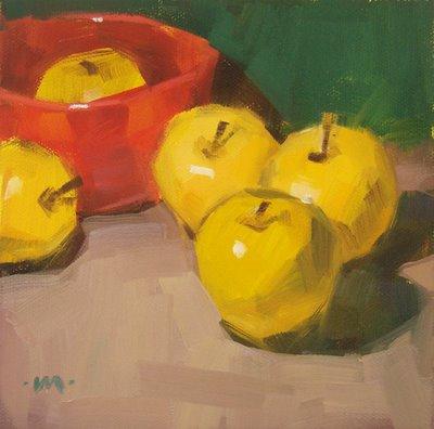 """Judge & Jury"" original fine art by Carol Marine"