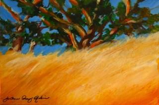 """Tree Tops"" original fine art by JoAnne Perez Robinson"