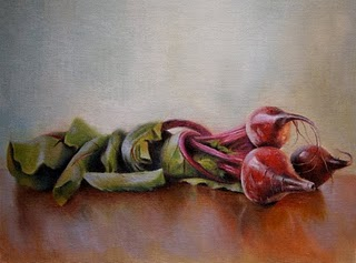 """Beets"" original fine art by Jonathan Aller"