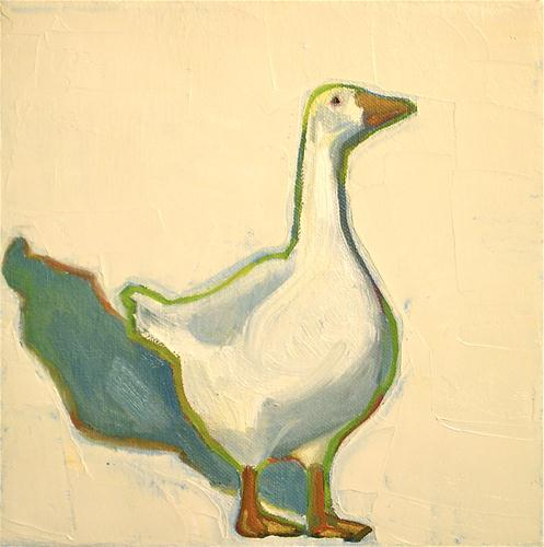 """Looking Forward"" original fine art by Donna Walker"
