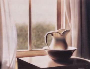 """Morning Light"" original fine art by Fred Schollmeyer"