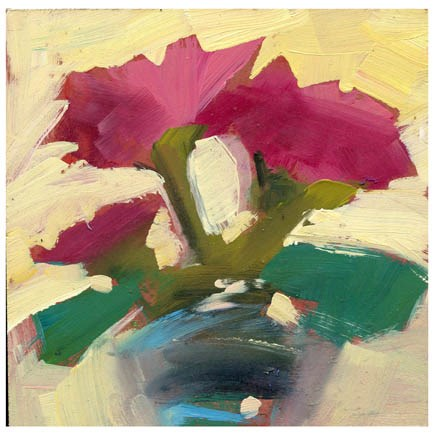 """2620 Gondolier"" original fine art by Lisa Daria"
