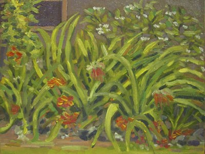 """Hawaii Floral"" original fine art by Stan Chraminski"