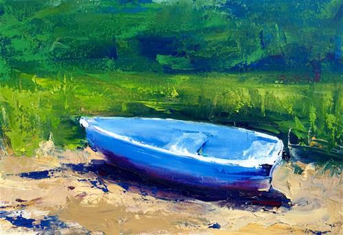 """Tender"" original fine art by Whitney Knapp Bowditch"