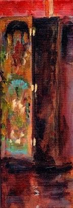 """Versailles No, 4"" original fine art by Judith Elder"