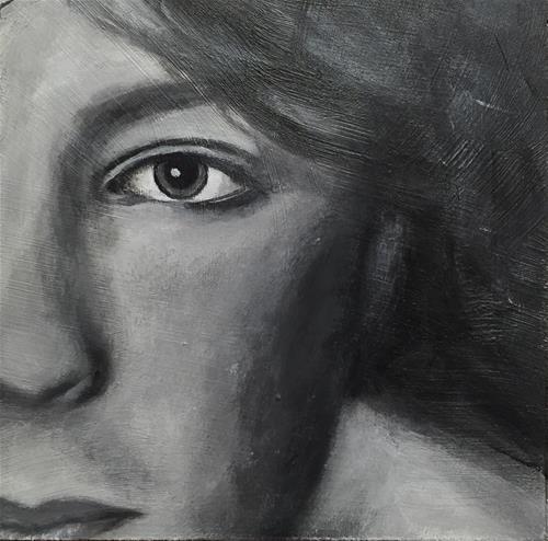 """""""Mio amore"""" original fine art by Melissa Gresham"""