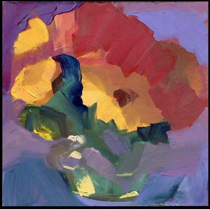 """2580 Inkwell"" original fine art by Lisa Daria"