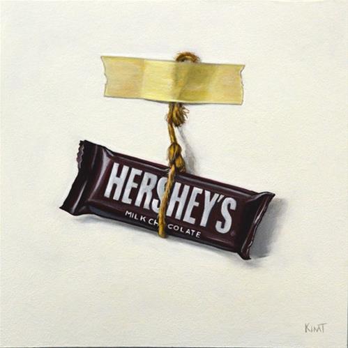 """Saving it for later 1"" original fine art by Kim Testone"