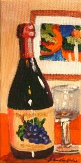 """Last Sunday in September"" original fine art by JoAnne Perez Robinson"