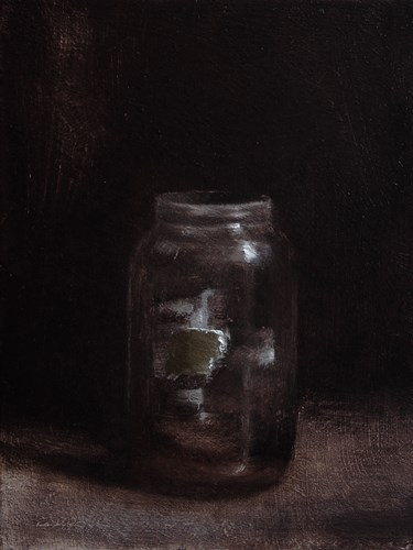 """Old Jar"" original fine art by Neil Carroll"
