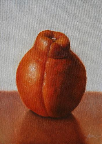 """Minneola"" original fine art by Jonathan Aller"