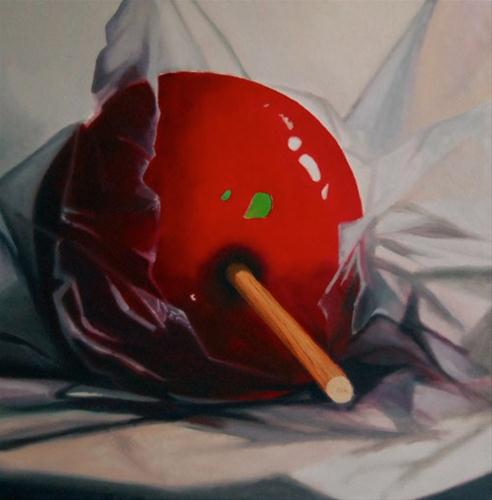 """""""Unwrapped"""" original fine art by Gerald Schwartz"""