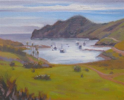 """Isthmus View"" original fine art by John White"
