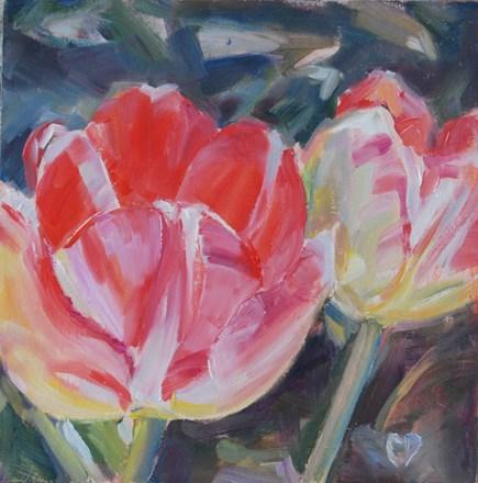 """""""Painting Giveaway!!"""" original fine art by Carol DeMumbrum"""