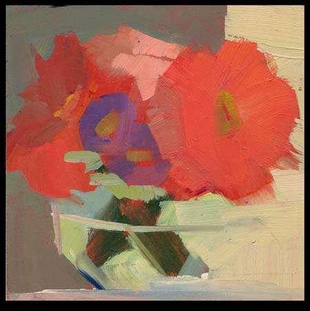 """2470 exchanged"" original fine art by Lisa Daria"