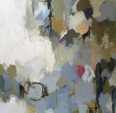 """""""January Evenings"""" original fine art by Pamela Munger"""