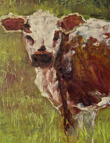 """Hester"" original fine art by kay  keyes farrar"