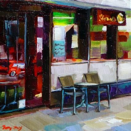"""""""bakers"""" original fine art by Jurij Frey"""