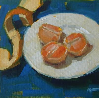 """Disassembled --- SOLD"" original fine art by Carol Marine"