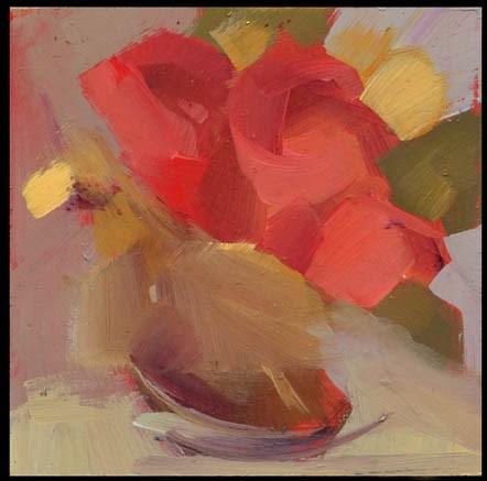 """2448 Narrower"" original fine art by Lisa Daria"