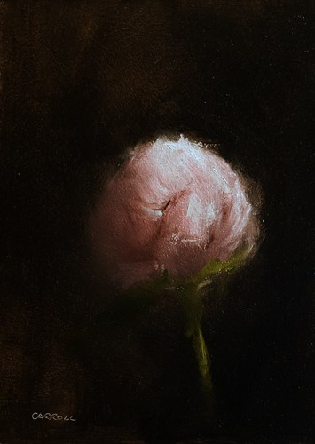 """Peony"" original fine art by Neil Carroll"