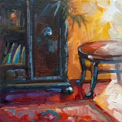 """sonnig"" original fine art by Jurij Frey"