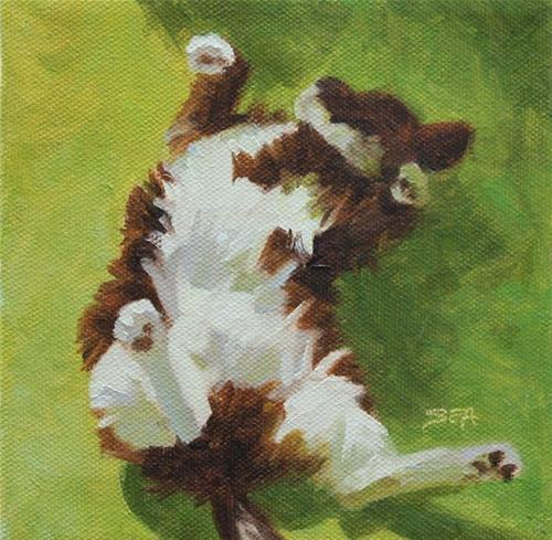 """Abandonment"" original fine art by Susan Ashmore"