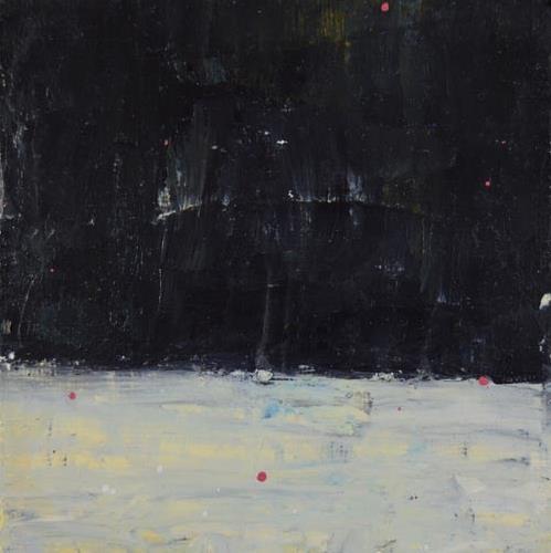 """Landscape No 38"" original fine art by Katie Jeanne Wood"